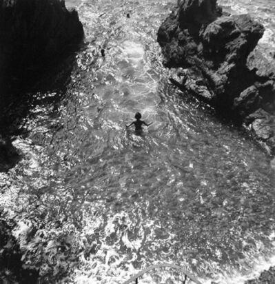 Jacques Henri Lartigue, 'Florette, chez Carvan, Agay, août', 1954