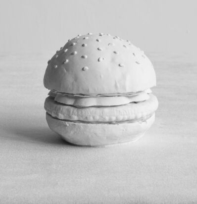 Itamar Gilboa, 'Hamburger', 2017