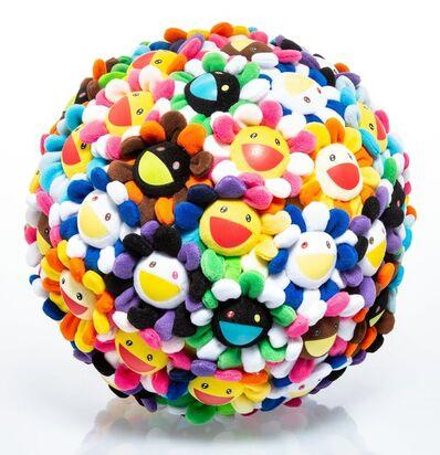 Takashi Murakami, 'Plush Flowerball', 2008