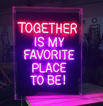 Stefan Strumbel, 'Together...', 2019