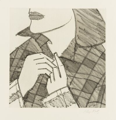 Alex Katz, 'From, Light as Air (Schröder 229)', 1989