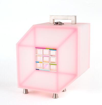 Jaye Moon, 'Isometric Room / Pink', 2014