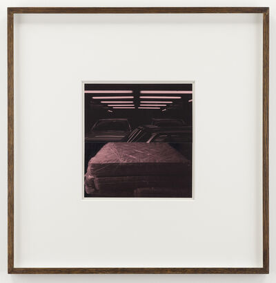 Tim Head, 'Motel', 1982
