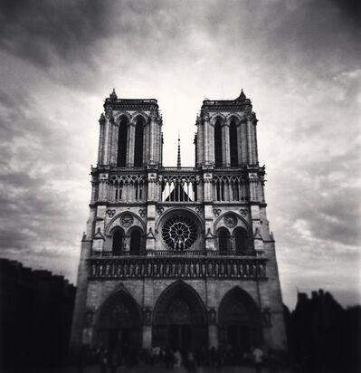 Michael Kenna, 'Notre Dame, Study 1, Paris, France. ', 2011