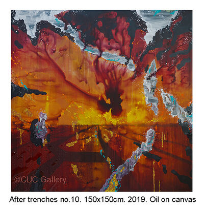Nguyen Son, 'After trenches 10', 2019
