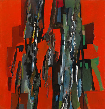 Caziel, 'Composition 1963.1', 1963