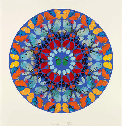 Damien Hirst, 'Psalm: Domino Confido', 2009