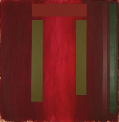 Doug Ohlson, 'Closure', 1988