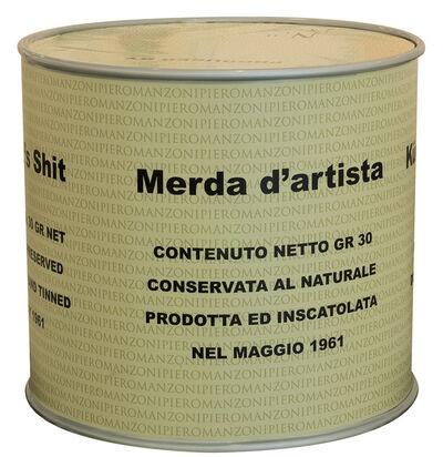Francesco De Molfetta, 'The Great Artist's Shit, After Piero Manzoni', 2011