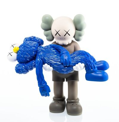 KAWS, 'Gone (Brown)', 2019