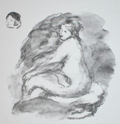 Pierre-Auguste Renoir, 'Etude de Femme Nue, Assise (Variante)', 1919