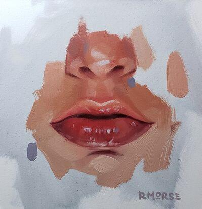 Ryan Morse, 'Lips 1', 2019