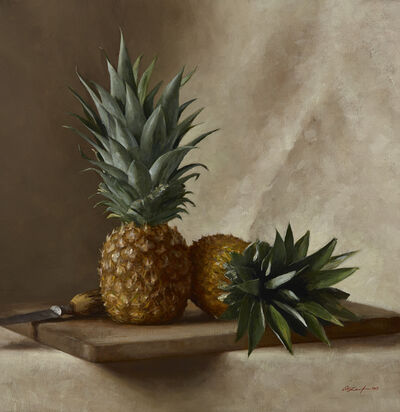 Sarah Lamb, 'Pineapples', 2015