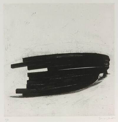 Bernar Venet, 'Effondrement: Arcs II', 2013
