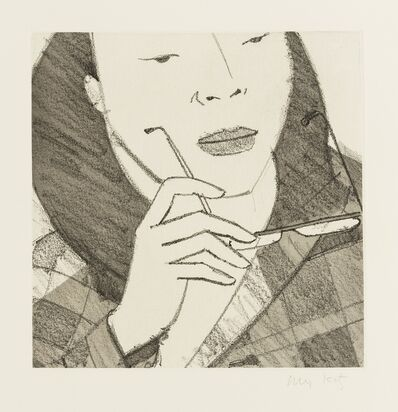 Alex Katz, 'From, Light as Air (Schröder 225)', 1989