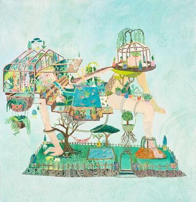 Marlene Steyn, 'Greenhouse girl  ', 2015