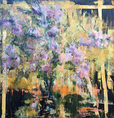 Cynthia Packard, 'Lilacs', 2015