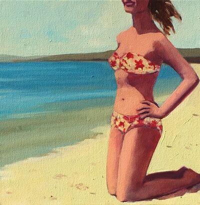 T.S. Harris, 'Bikini Beach Girl', 2018