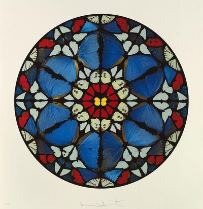 Damien Hirst, 'Psalm: Verba mea auribus', 2009