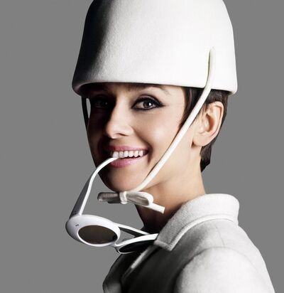 Douglas Kirkland, 'Audrey Hepburn', 1965