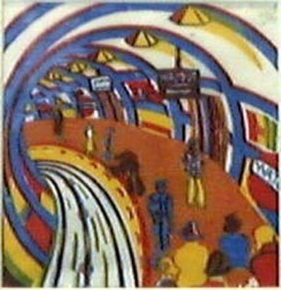 Lill Tschudi, 'Underground', 1930
