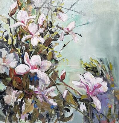 Madeleine Lamont, 'Magnolia', 2017