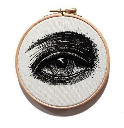 Sam Gibson, 'Lovers Eye I', 2017