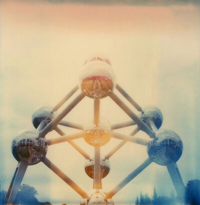 Carmen de Vos, 'Atomium #06 [With greetings from]', 2008