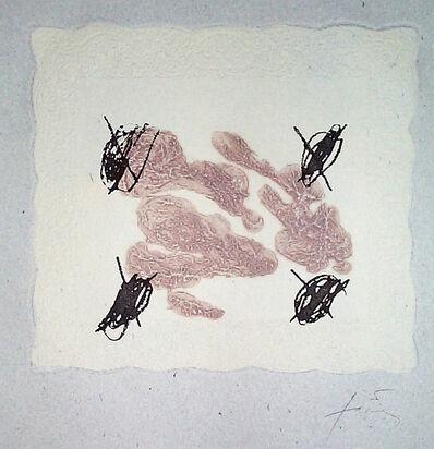 Antoni Tàpies, 'Petrificada Petrificante I', 1978