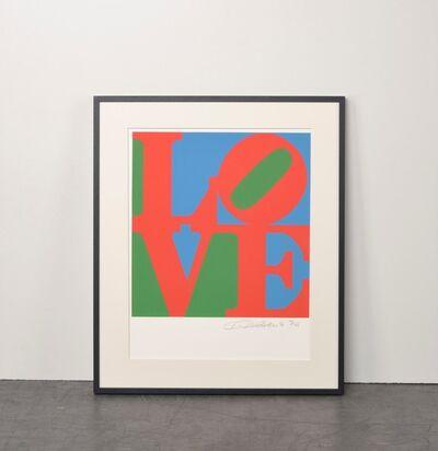 Robert Indiana, 'Classic Love', 1996