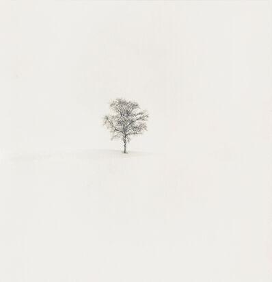 Michael Kenna, 'Field of Snow', 2004