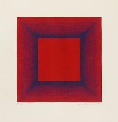 Richard Anuszkiewicz, 'Untitled ', 1979