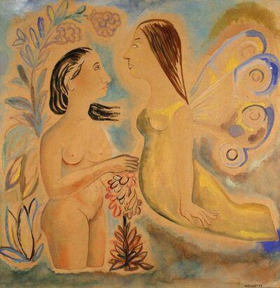 René Portocarrero, 'Mariposas', 1941
