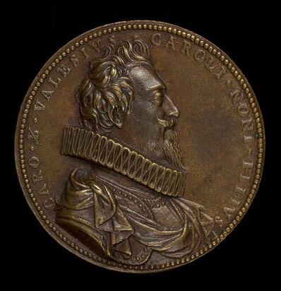 Guillaume Dupré, 'Charles de Valois, 1573-1650 [obverse]', 1620