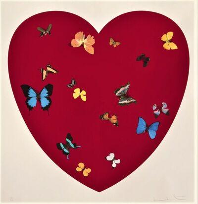 Damien Hirst, 'Big Love (Signed)', 2010