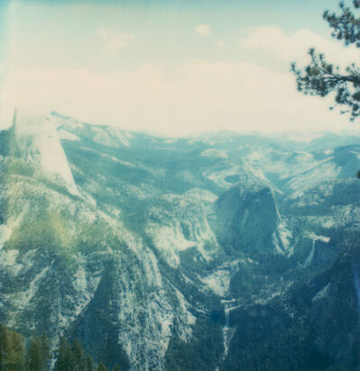 Carmen de Vos, 'Yosemite #136 - from the series US Road trip Diary ', 2007