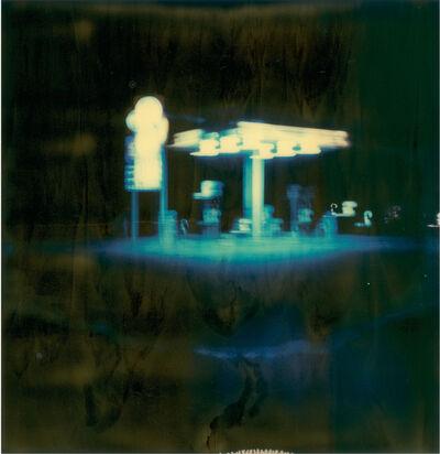 Stefanie Schneider, 'Gas Station at Night I', 1999