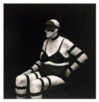 Joel-Peter Witkin, 'Elizabeth D., 1975', 1975