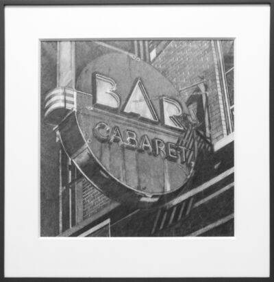 Robert Cottingham, 'Bar Cabaret', 2013