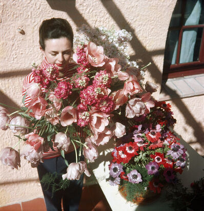 Jacques Henri Lartigue, 'Florette', 1956