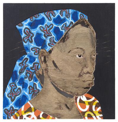 Aimé Mpane, 'IV', 2014-19