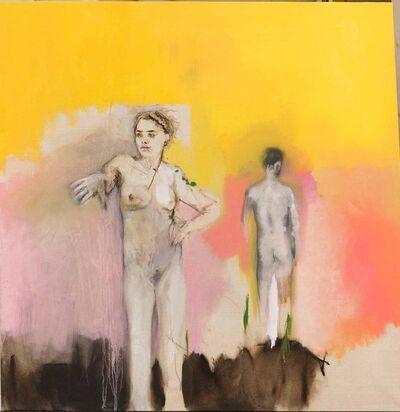 Paz Corona, 'Tout est livré, dans l'être humain, à la fortune', 2018