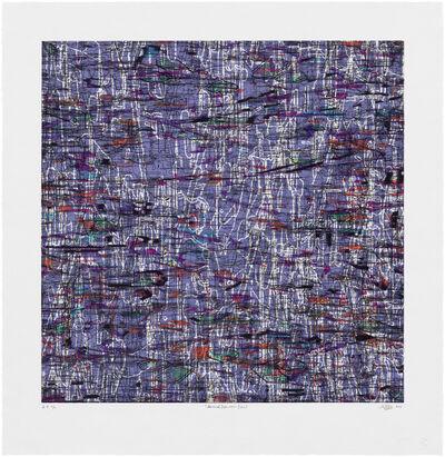 Amy Ellingson, 'Identical/Variation (blue)'