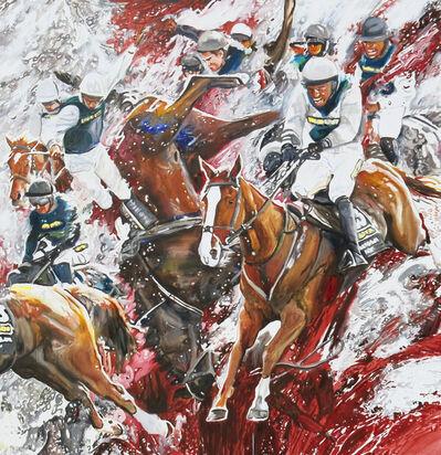 Conrad Ruiz, 'Rough Riders II', 2018