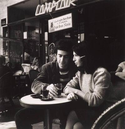 Imogen Cunningham, 'Sidewalks of Paris, St Germain, Paris', 1960