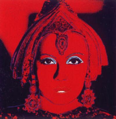 Andy Warhol, 'The Star FS258', 1981