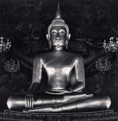 Michael Kenna, 'Samran Rat Buddha, Bangkok, Thailand', 2018