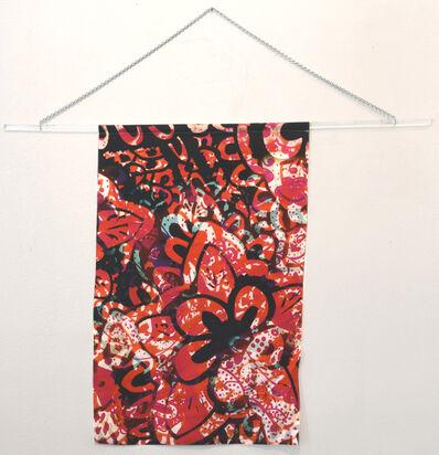 Michelle Hammer, 'Blush Textile', 2017
