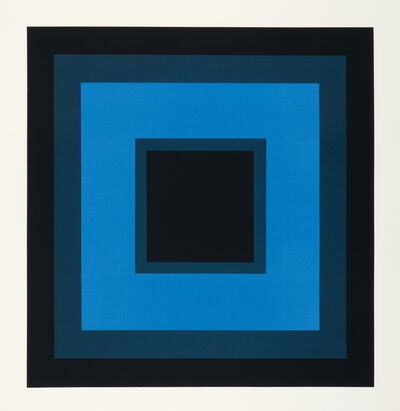 Gordon House, 'Blue', 1961