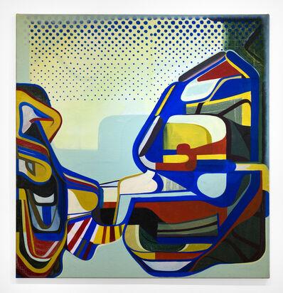 Tom Burckhardt, 'Kissorkuss', 2016